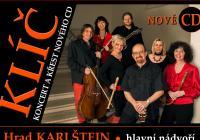 Klíč na Karlštejně - koncert