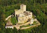 Výklad o historii a stavbě hradu Landštejna