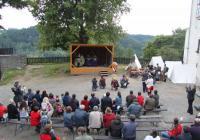 Divadelní pouť na hradě Svojanov