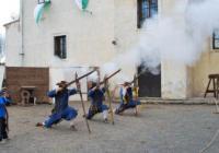 Třicetiletá válka na hradě Svojanov