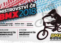 Mistrovství ČR Bmx - Praha