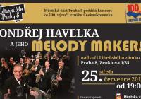 Ondřej Havelka - Libeňský zámek Praha