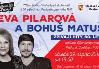 Eva Pilarová a Bohuš Matuš - Libeňský zámek Praha