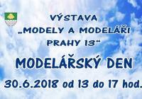 Modelářský den na radnici - Praha