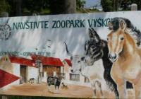 Za vysvědčení do Zoo Vyškov zdarma