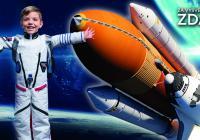 Cosmos Discovery – Za vysvědčení na výstavu zdarma