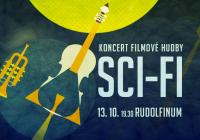 Koncert filmové hudby SCI-FI