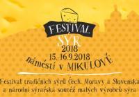 Festival sýrů v Mikulově