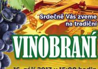 Vinobraní - Svatobořice - Mistřín