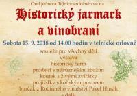 Historický jarmark a vinobraní - Telnice