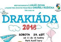 Drakiáda - Park Kavčí hory - Praha