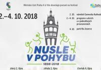 Nusle v pohybu - Praha