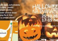 Halloween na Dvanáctce - Praha