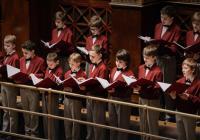 Koncert Pueri gaudentes a pěveckého sboru SONG