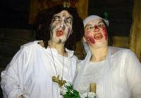 Zombie prohlídky - Zámek Dětenice
