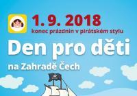 Den pro děti - Zahrada Čech Litoměřice
