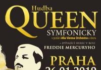Hudba Queen se symfonickým orchestrem Alla Vienna