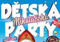 Dětská Mikulášská párty - Kutná Hora