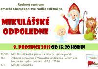 Mikulášská nadílka v Poštovce - Praha