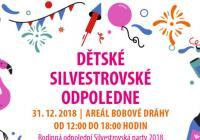 Dětské Silvestrovská odpoledne na Bobové dráže - Praha Prosek