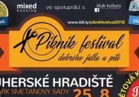 Piknik festival v Uherském Hradišti