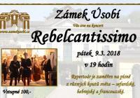 Koncert na zámku Úsobí