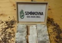 Slavnostní otevření Semínkovny