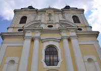 Kostel sv. Jiří a fara, Kostelec nad Orlicí