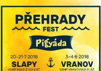 Přehrady Fest - Slapy