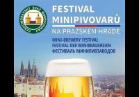 Festival minipivovarů - Pražský hrad