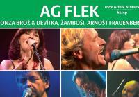 Sedmihorské léto 2018  - Ag flek, Honza Brož & Devítka, Žamboši, Arnošt Frauenberg