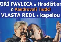 Sedmihorské léto 2018  – Jiří Pavlica a Hradišťan & Vlasta Redl