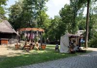 Anenská pouť - Valašské muzeum v přírodě Rožnov pod Radhoštěm