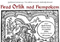 Středověké slavnosti - Hrad Orlík nad Humpolcem