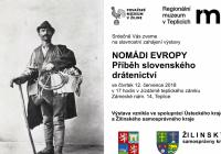 Nomádi Evropy / Příběh slovenských dráteníků