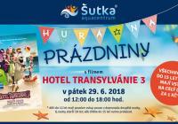Za vysvědčení za korunu - Aquacentrum Šutka Praha