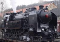 Prezidentský vlak - Lužná u Rakovníka