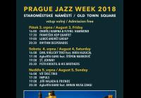 Prague Jazz Week 2018