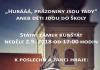 Dny evropského dědictví - Zámek Kunštát