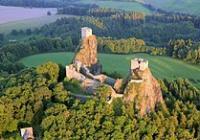 Rozloučení s hradem Trosky