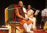 Indická léčebná hudba - Shiguru Balaji Tambe