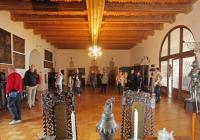 Svatomartinské prohlídky na hradě Šternberk