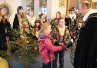 Vánoce s vévodou - Hrad Valdštejn