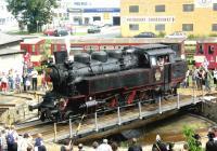 Areál lokomotivního depa, Kroměříž
