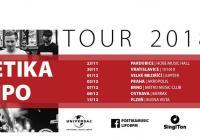Poetika Lipo Tour - Praha