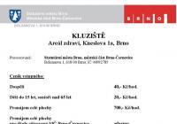 Kluziště - Brno Černovice