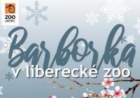 Barborka v Zoo Liberec