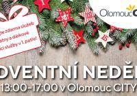 Adventní neděle - Olomouc City