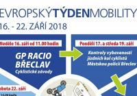 Evropský týden mobility - Břeclav