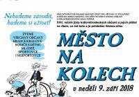 Město na kolech - Hradec Králové